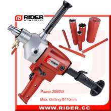 Best Price 2050W Portable Hand Held Diamond Core Drill