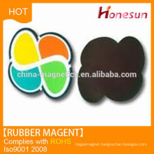 New product rubberized fridge magnet China supplier