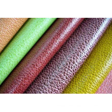 Water-Based Pigment Color Paste Printing for Leather Printing