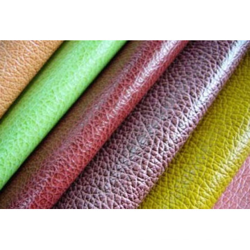 Water-Based Pigment Paste Printing for Leather Printing