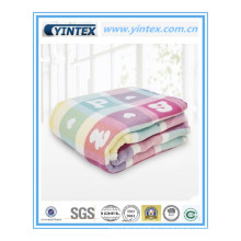 Tecido de algodão 100% confortável para bebê