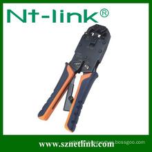 4P+6P+8P ratcheting crimp tool for insulated terminals