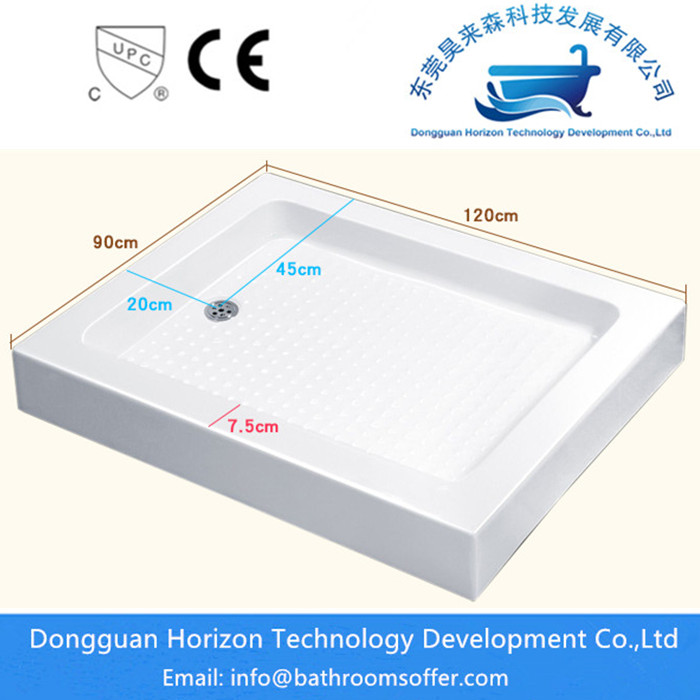 Extra Deep Shower Tray
