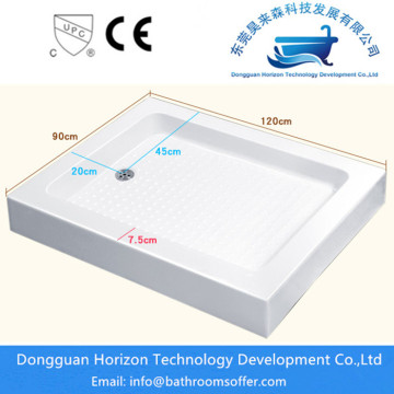 Extra deep shower tray bathroom suites tray