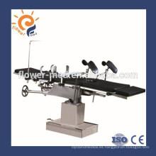 Hecho en China Mutil funcional plegable tabla quirúrgica