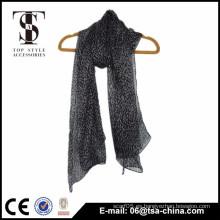 2014 nuevo estilo de la bufanda lisa de la gasa para las mujeres