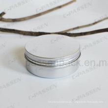 100g Alunimum Screw Jar para Embalagens de Cremes Cosméticos