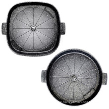 Korea 32cm Roasting Grill Pan (Square / Round)
