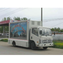 CLW5040XXC4 led advertising truck