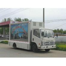 CLW5040XXC4 levou publicidade caminhão