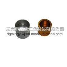 Литье под давлением из алюминиевого сплава для небольших коробок (AL5153) с красивым цветом Сделано в Китае