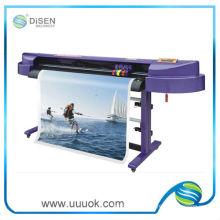 Impresora de interior de inyección de tinta de color de alta velocidad 6