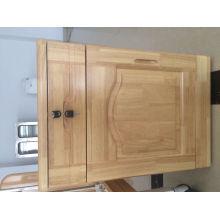Armario de cabecera de madera real para el cuidado de la casa