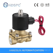 2W Series Brass Electromagnetic Air Solenoid Valve