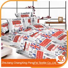 Vente en gros de draps de lit en tissu fabricants en Chine