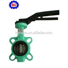 Lug Wafer Type Soft seal Butterfly Valve