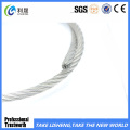 Galvanized/Ungalvanized Steel Wire Rope 7X7