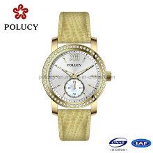 Фабрика OEM женщин часы роскошь с водонепроницаемым