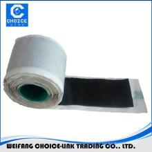 Adhésif en butyle ruban adhésif en aluminium imperméable pour la construction