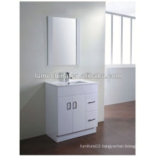 Latest Hot sell bar mirror with shelf