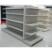 Standard Stahl Supermarkt Display Regal