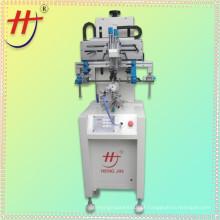 HS-260R Cilíndrico Screen Printing máquina de impressão a serigrafia preços