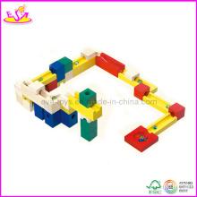 Piste de jouet en bois (W13A019)