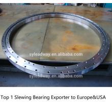 Reemplazo del rodamiento de la placa giratoria del diámetro grande de Rollix para el acoplado