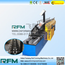 FX perforó la bandeja de cable galvanizada que forma la máquina