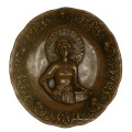 Relievo Statue en laiton Sculpture Relief Deco Bronze Sculpture Tpy-997 ~ 1000