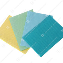 3ply Dental Coloful Patient Bib Medical Disposable Dental Bib