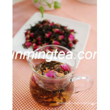 Mistura de chá preto
