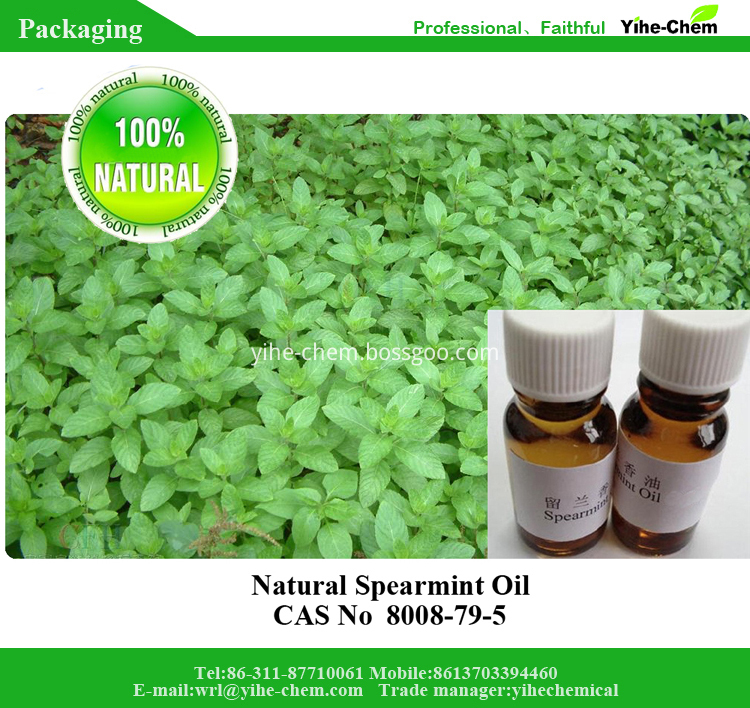 Natural Spearmint Oil