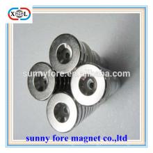 permanent rare earth neodymium magnet rotor