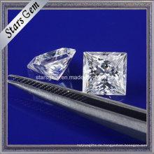 Hochwertige Synthetische Diamant Moissanite Lose Perlen