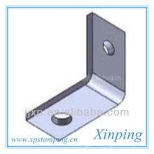 Präzisions-Stanz-Eck-Metallhalter mit Nickel beschichtet