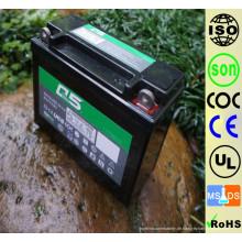 YT7DL YT7D (12N7A 12N7B YB7B) 12V7AH High Starting Performance AGM Versiegelte wartungsfreie Blei-Säure-Motorrad-Batterie