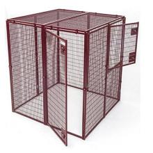 Hochleistungsgroßes Vogelgehäuse schützendes Haustierkäfig-Tierhaus