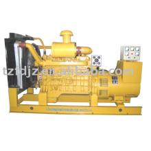 Geradores diesel abertos do tipo da série de 250KW Shangchai