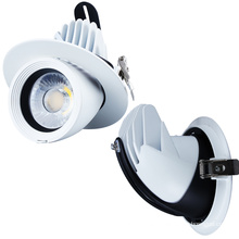 5w-30w Family Series Round Cob Downlight