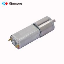 Caixa de engrenagens de 16mm motor da engrenagem da CC de 3,5 volts KM-16A050 com o micro motor 110rpm da CC engrenado