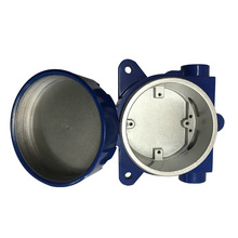 High Quality Professional Aluminum Parts Custom Steel Forging Valve Body