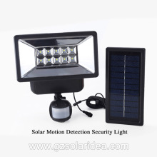 2W Motion Detection Security outdoor solar light