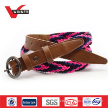 Factory oem elastic rope braided belt