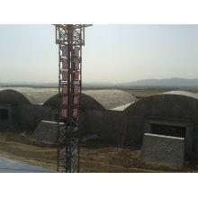 Matériau imperméable à l'eau de Tpo pour le système de toiture de simple couche