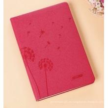 Professionelle kundenspezifische kreative Notizbücher, Geschenk-Briefpapier-Notizblock Lose-Blatt Notizbücher