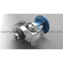 Compresseur à vis rotative Kaeser Bsd 72 T sans huile