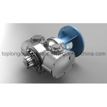 Oil Free Kaeser Bsd 72 T Rotary Screw Compressor