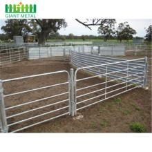 Galvanized Livestock Metal Fence Panels For Hot Sale