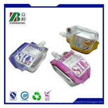 Food Grade Liquid Packaging Auslaufbeutel Plastikdüsenbeutel